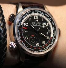 Zenith Pilot Doublematic Watch Hands-On Hands-On