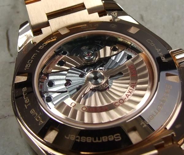 Omega Aqua Terra GMT Watch Review Wrist Time Reviews