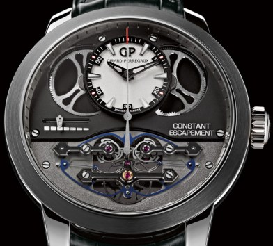 Girard-Perregaux Constant Escapement Watch Watch Releases