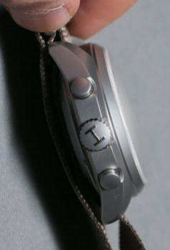 Hamilton Khaki Pilot Pioneer Auto Chrono Watch Hands-On Hands-On
