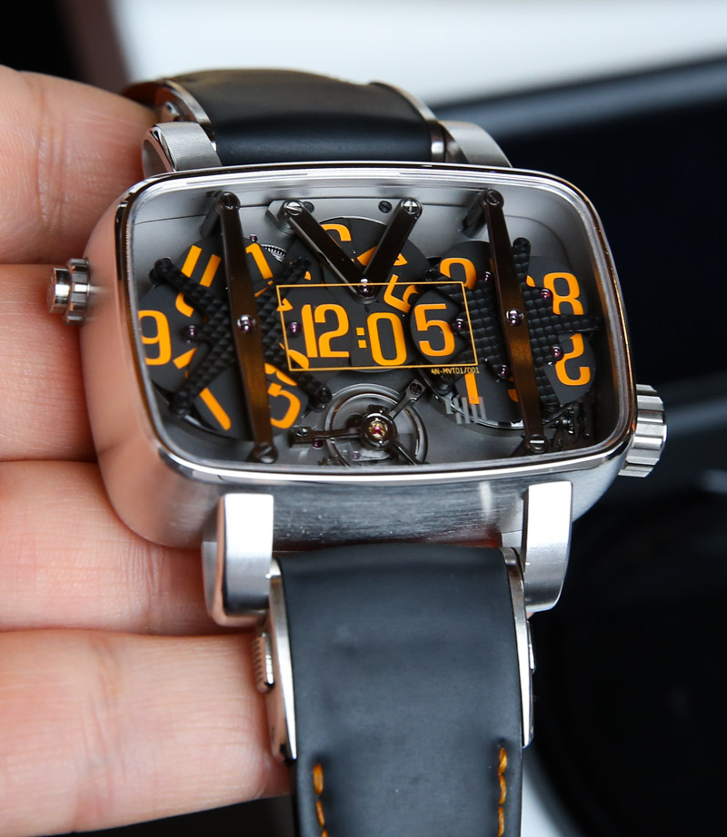 4N 4N-MVT01/D01 Watch Hands-On + Flash Sale | Page 2 of 2 ...