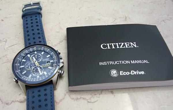 citizen blue angels world chronograph a t review ablogtowatch rh ablogtowatch com citizen eco drive watch user manual citizen quartz watch instruction manual