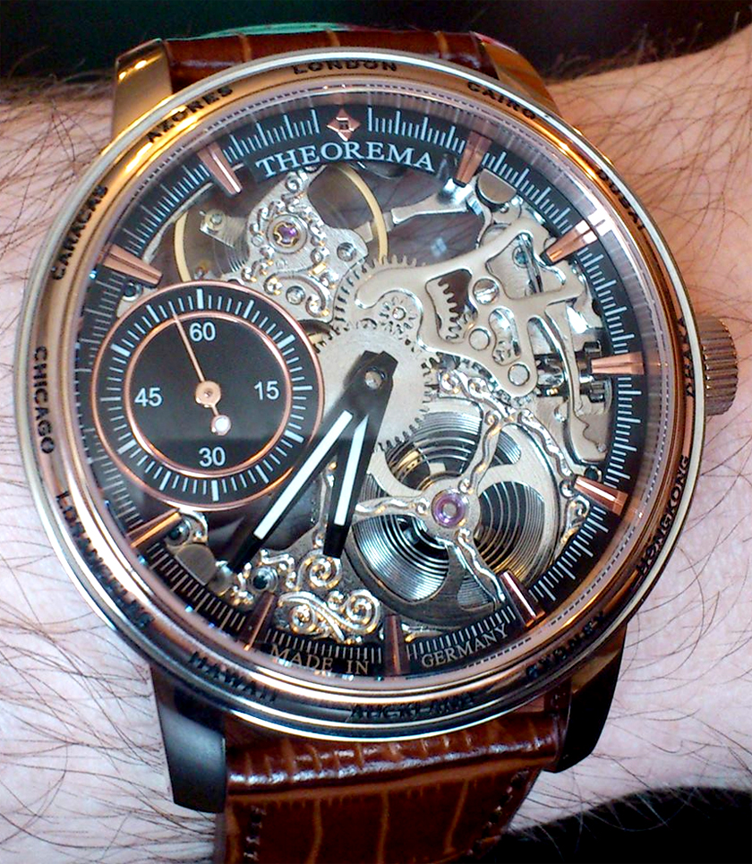 What Do Jewels In A Watch Movement Do? Ask Us Anything