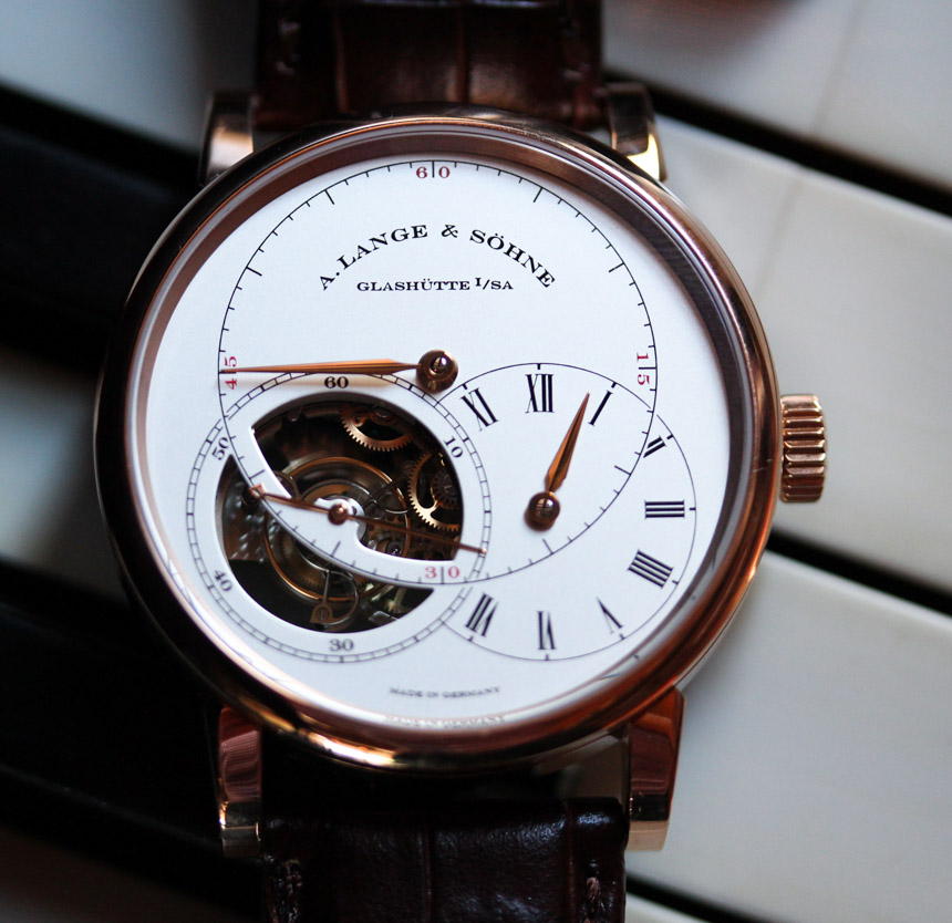 A Lange Amp Shne Watches A Love Letter From The Akademie