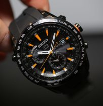 Seiko Astron GPS Solar 2013 Watches Hands-On Hands-On