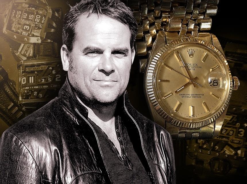 My First Grail Watch: Scott Devon of Devon Works My First Grail Watch