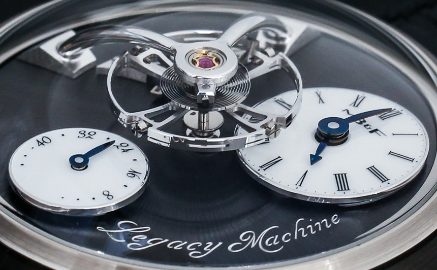MB&F LM101 Watch Is Entry Level Legacy Machine: Hands-On Hands-On