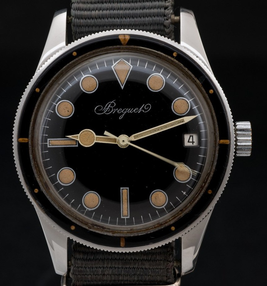 Breguet No. 1646 Diver Watch: A Newly Discovered Vintage From 1965