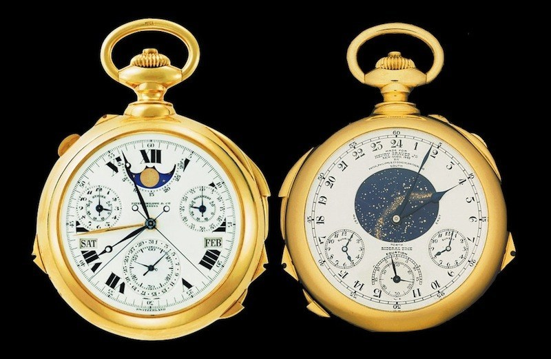 Image result for Patek Philippe Super Complication Pocket Watch