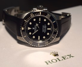 Reviewing The RubberB Strap For Rolex Submariner And GMT Master II Luxury Items Submariner