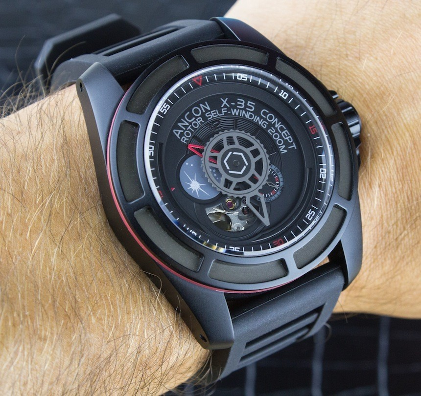 35 Reviews: Ancon X-35 Concept Watch Review