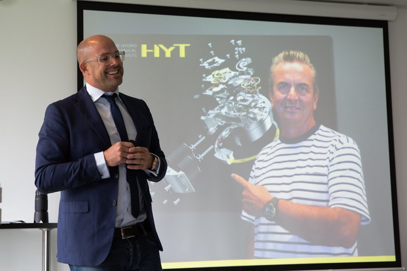 Dominique Renaud Joins HYT Watches Watch Industry News