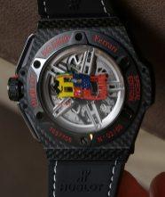Hublot Big Bang Ferrari USA 60th Anniversary Watch Hands-On Hands-On