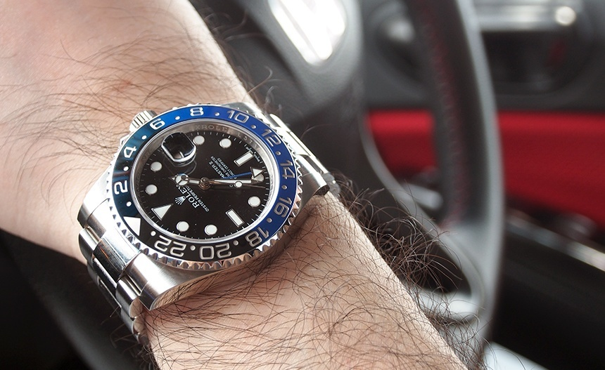 Rolex GMT-Master II 116710BLNR Watch Review