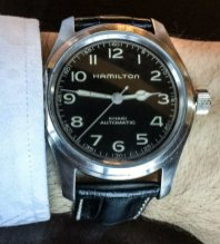 The Hamilton Watches From The Movie Interstellar Hands-On