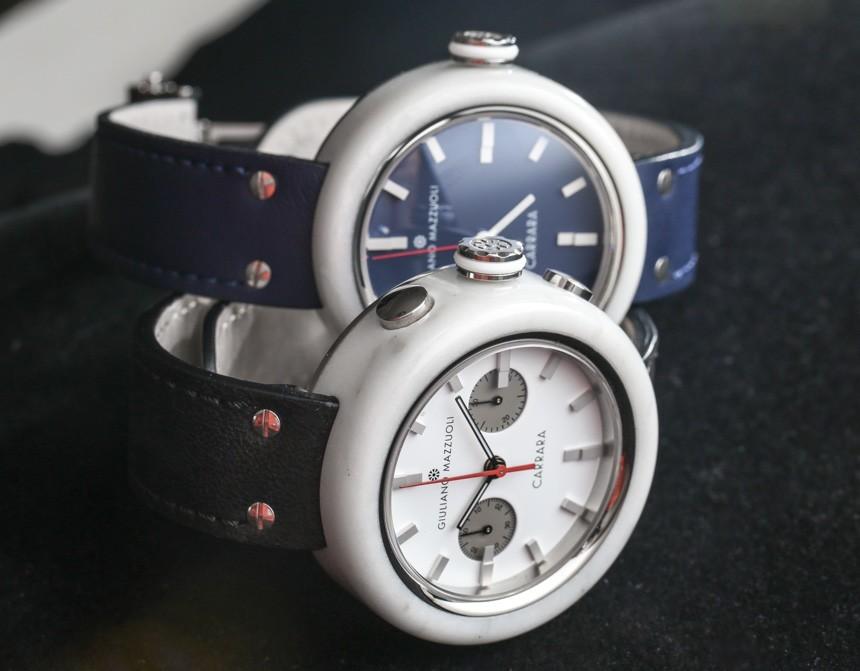 Giuliano Mazzuoli Carrara Watches Review Wrist Time Reviews