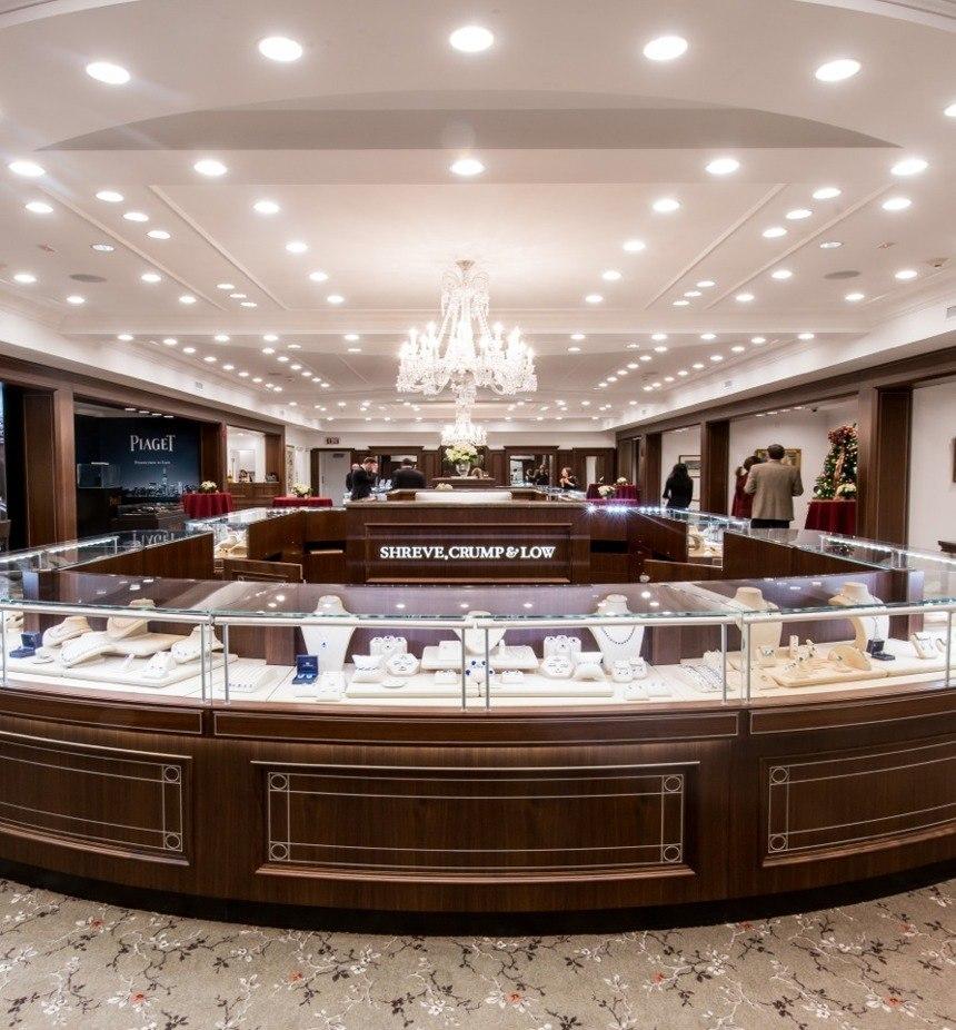 Buying Watches In Boston Massachusetts Shreve Crump