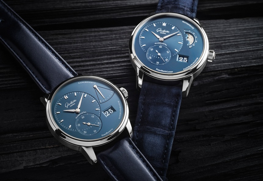 2015 Glashütte Original PanoMaticLunar, PanoReserve Models Updated