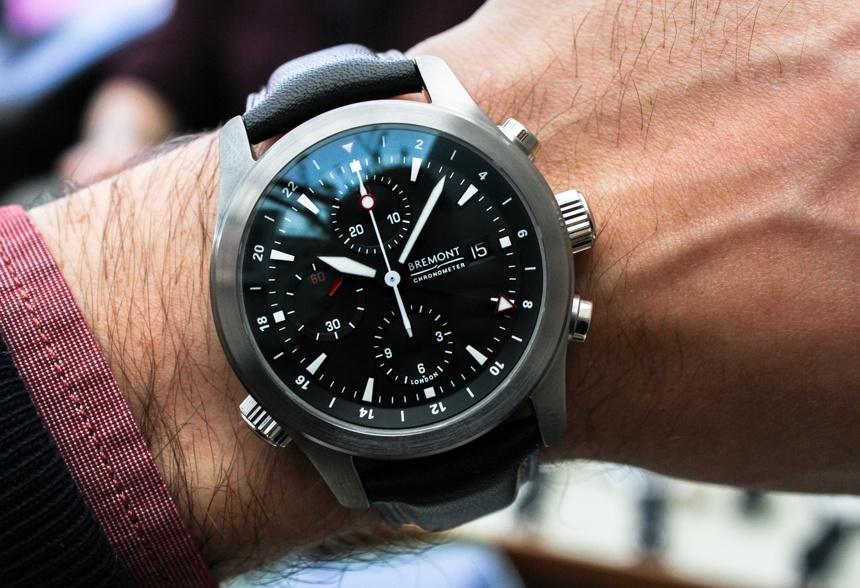 Bremont ALT1-ZT Watch Hands-On
