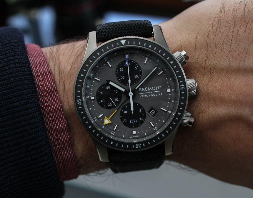 Bremont Boeing Model 1, Model 247 Ti-GMT Watches Hands-On