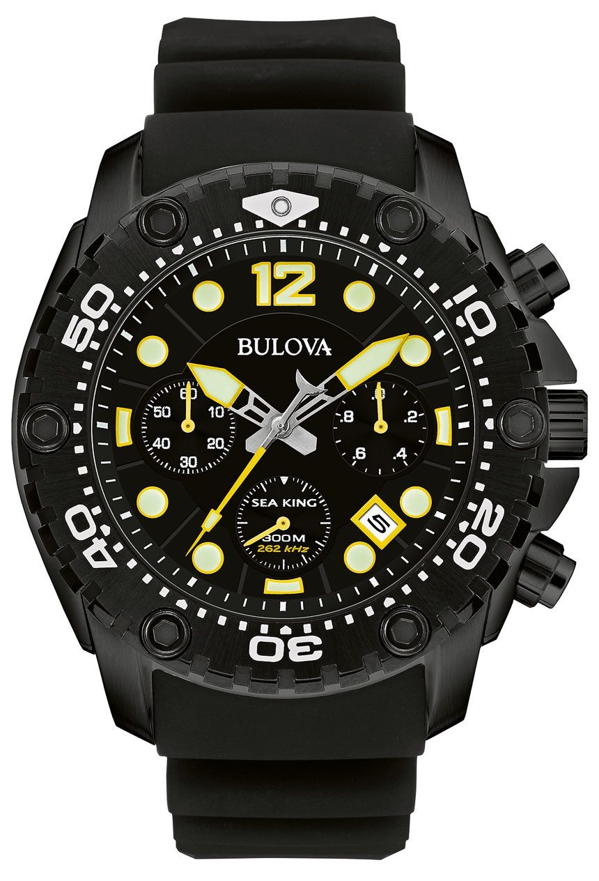 New Bulova Accutron II UHF Sport Watches For Baselworld 2015 Watch Releases