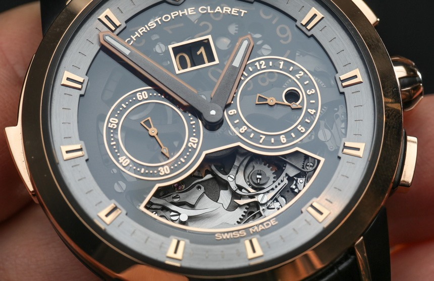 Christophe Claret Allegro Watch Hands On Ablogtowatch