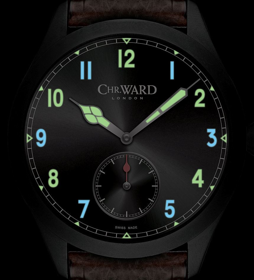 Christopher Ward C8 P7350 Chronometer Watch Watch Releases