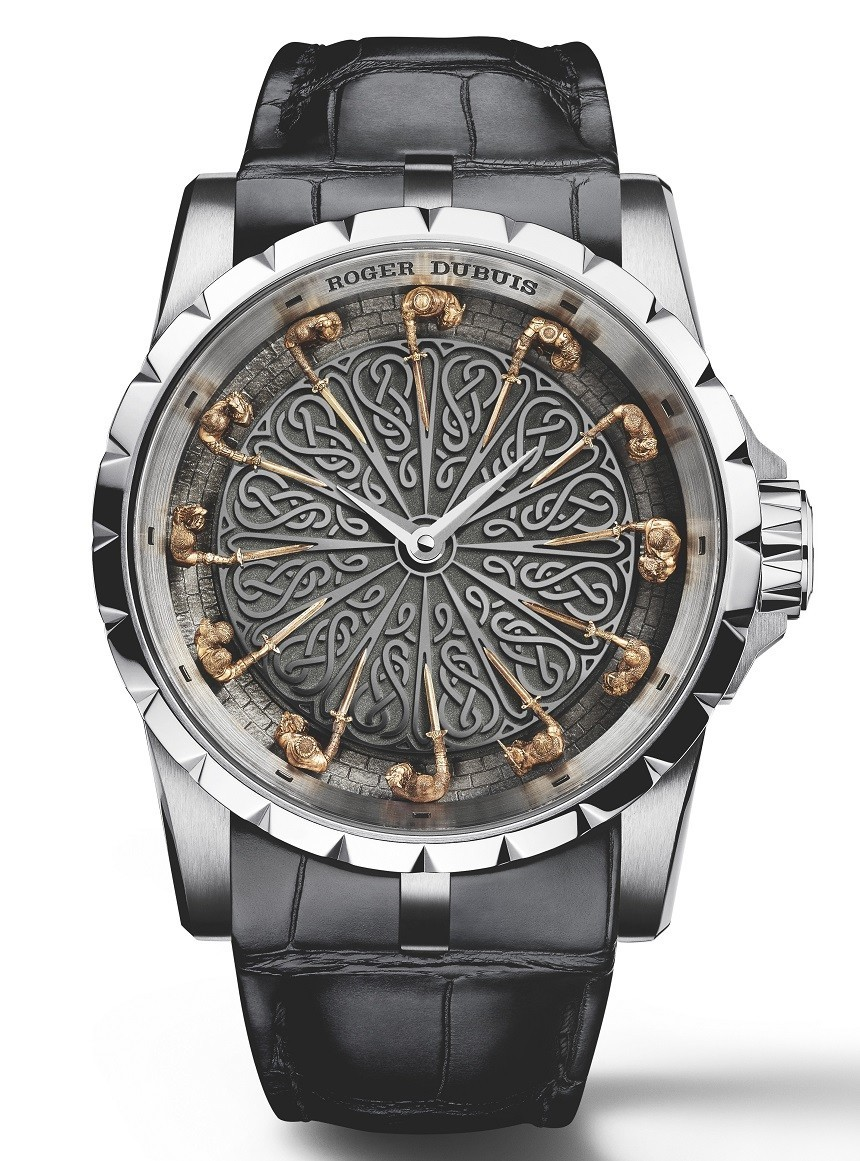 Roger Dubuis Excalibur Knights Of The Round Table Ii Watch