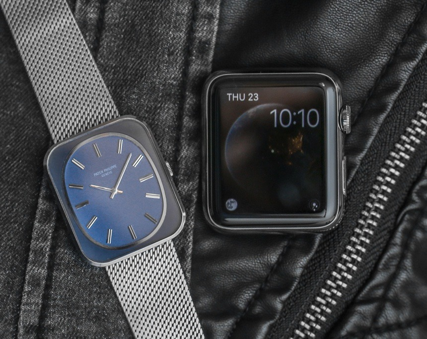 What Do The Patek Philippe 3582 & The Apple Watch Have In Common?