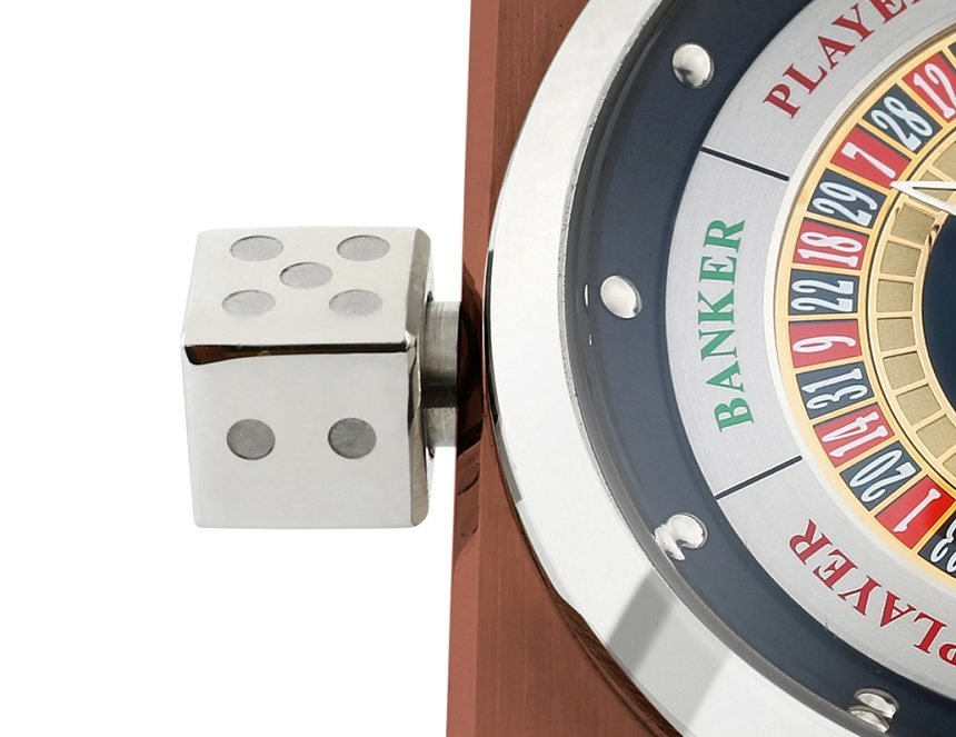 Azimuth King Casino Watch Watch Releases