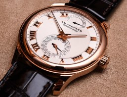 Chopard L.U.C Quattro Watch Review Wrist Time Reviews