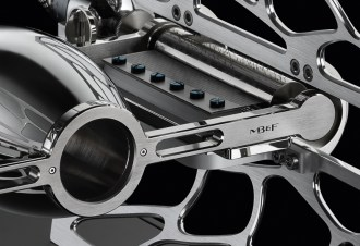 MB&F MusicMachine 3 Swiss Music Box Looks Like A Star Wars TIE Fighter Luxury Items