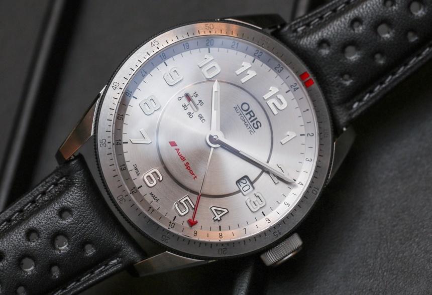 6e3dafab3 Oris Audi Sport GMT Watch Hands-On | aBlogtoWatch