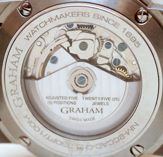 Graham Chronofighter Oversize Target Watch Review