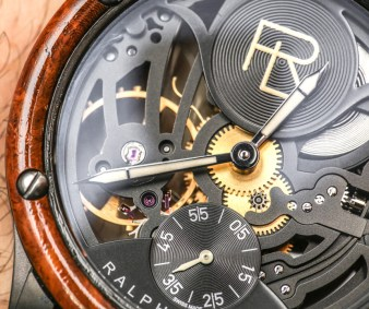 Ralph Lauren RL Automotive Skeleton & Non-Skeleton Watches Hands-On Hands-On