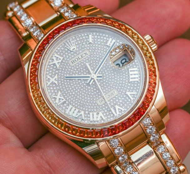 Rolex Datejust Pearlmaster 39 Watches With New 3235 Movement For 2015 Hands-On Hands-On