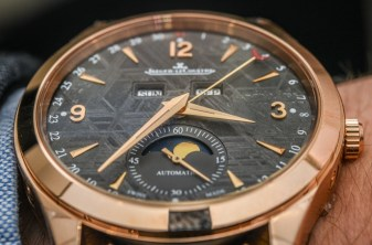 Jaeger-LeCoultre Master Calendar Meteorite Watches Hands-On Hands-On