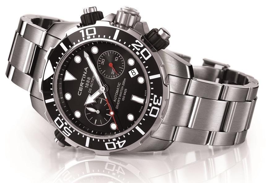 Certina DS Action Diver Watches | aBlogtoWatch