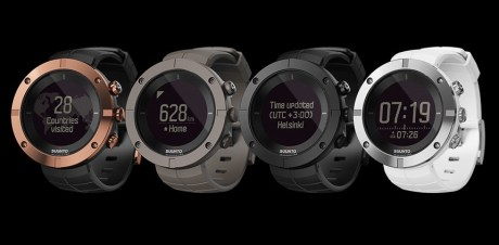 Suunto Kailash Smartwatch For Prolific Travelers Watch Releases