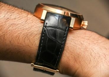 Buben & Zörweg One Perpetual Calendar Watch Hands-On Hands-On