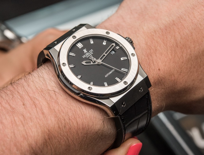 Cost Of Entry: Hublot Watches