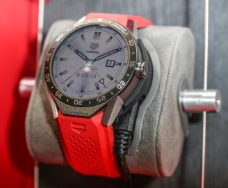 TAG Heuer Connected Watch Hands-On With Full Specs, All Details, Availability Hands-On