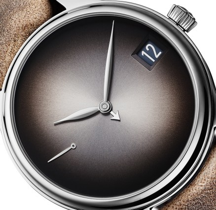 H. Moser & Cie. Endeavour Perpetual Calendar Concept 'Minimalist' Limited Edition Watch Watch Releases