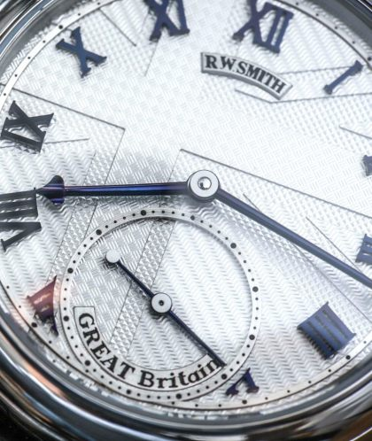 Roger Smith GREAT Britain Unique Watch Hands-On Hands-On