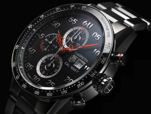 TAG Heuer Carrera Calibre 1887 Time Machine Nendo Japan Limited Edition Watch Watch Releases