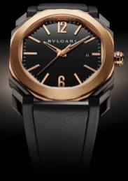 Bulgari Octo Ultranero Watches In Four Versions For 2016 Watch Releases