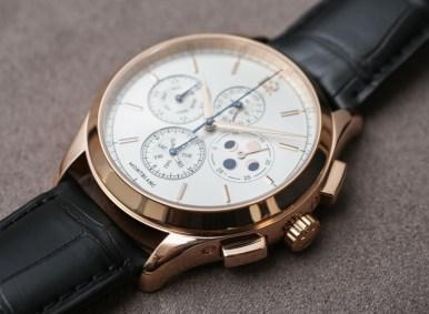 Montblanc Heritage Chronométrie Chronograph Quantième Annuel Watch Hands-On Hands-On
