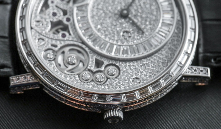 Piaget Altiplano 900D Hands-On: World's Thinnest ...