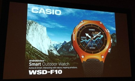 Did Casio Get Their New WSD-F10 Smartwatch Right? Watch Releases