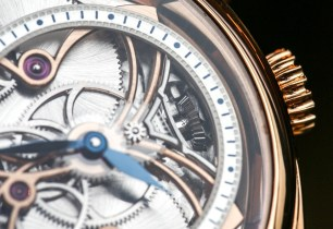 Andreas Strehler Papillon d'Or Watch Hands-On Hands-On